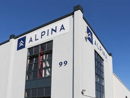 Alpina Plastics investiert in energieeffiziente Ausrüstungen