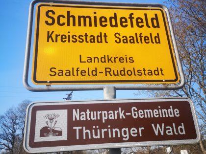 New address of Schmiedefeld Plant